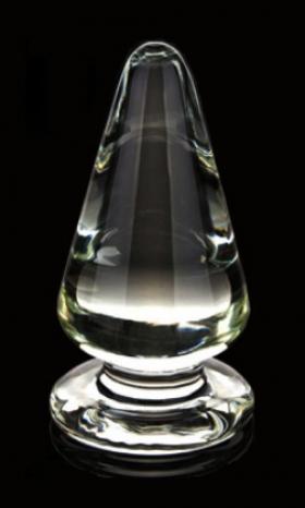 Анальная втулка, стекло