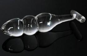 Анальный стимулятор 1671, стекло