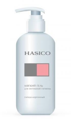 Hasico мягкий гель для интимной гигиены
