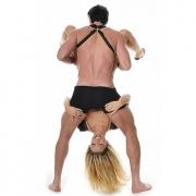 Упряжь на тело для различных позиций