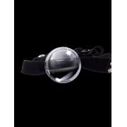 Кляп с прозрачным стеклянным шариком Pipedream Icicles № 65
